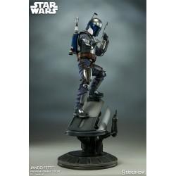 Star Wars Estatua Premium Format Jango Fett