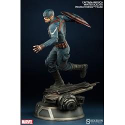 Capitán América El Soldado de Invierno Estatua Premium Format Captain America