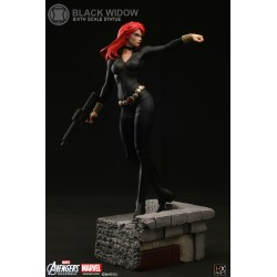 AVENGERS ASSEMBLE BLACK WIDOW (ANIMATED SERIES)