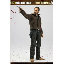 The Walking Dead Figura 1/6 Rick Grimes