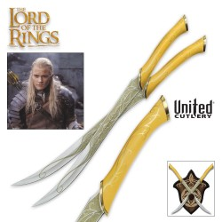 UC1372 Legolas Elven Daggers Set