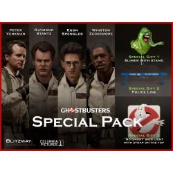 Los Cazafantasmas Figuras 1/6 Special Pack