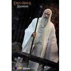 El Señor de los Anillos Figura 1/6 Saruman