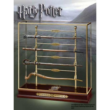 Harry Potter Set de Varitas Campeones Torneo de los 3 Magos