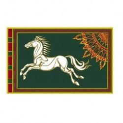 Bandera Estandarte de Rohan
