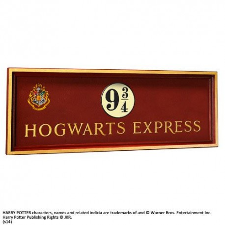 Harry Potter Escudo Hogwarts Express