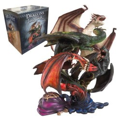 Harry Potter Escultura Dragones de la Primera Prueba