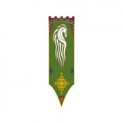 Bandera Estandarte de Rohan I