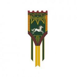 Bandera Estandarte de Rohan V