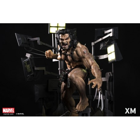 XM Studios Weapon X 1/4 Premium Collectibles Statue