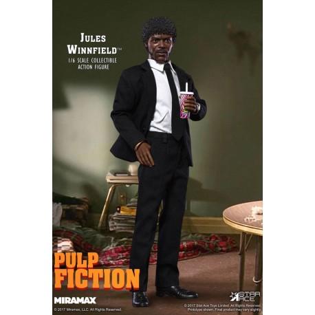 Jules Winnfield Pulp Fiction