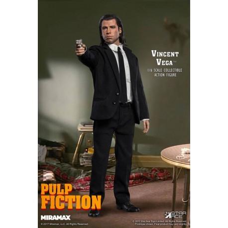 Vincent Vega Pulp Fiction