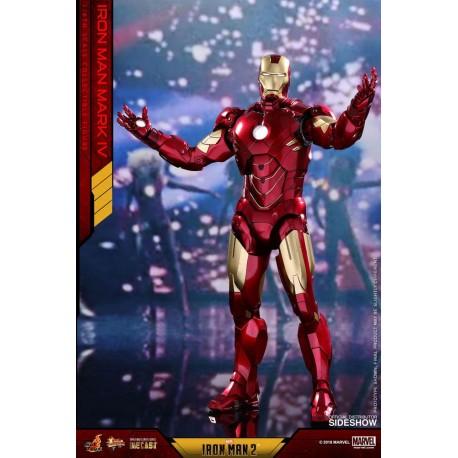 Iron Man Mark IV Diecast Iron Man 2