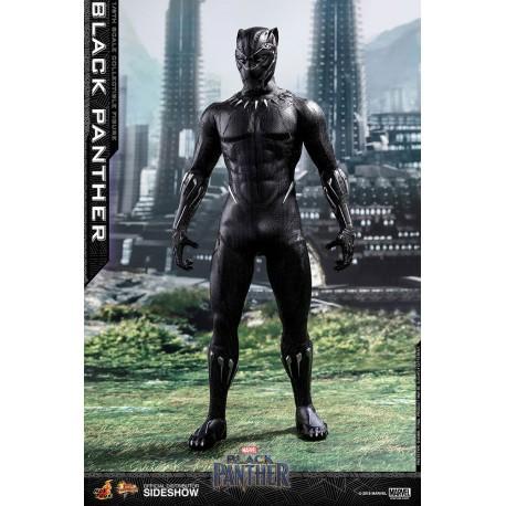 Black Panther Figura Movie Masterpiece