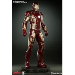 Iron Man Mark XLIII Legendary Scale