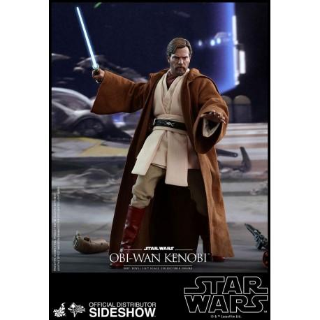 Obi-Wan Kenobi Star Wars Episode III Figura Movie Masterpiece