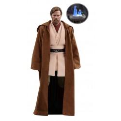 Obi-Wan Kenobi Deluxe Version Star Wars Episode III Figura Movie Masterpiece