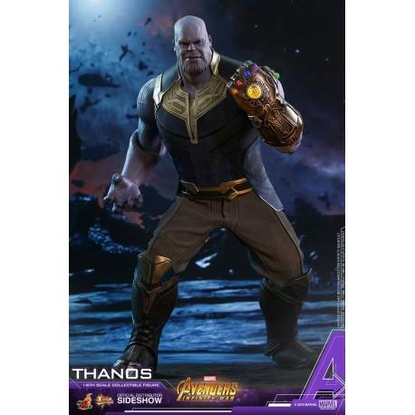 Thanos Vengadores Infinity War Figura Movie Masterpiece