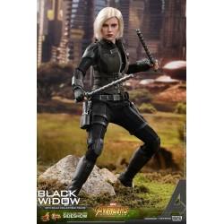 Black Widow Vengadores Infinity War