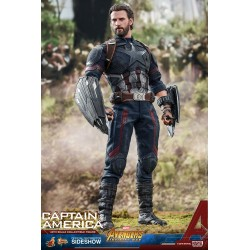 Captain America Vengadores Infinity War