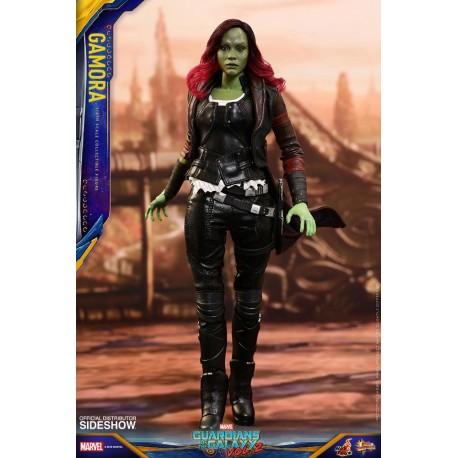 Gamora Guardianes De La Galaxia Vol 2 Figura Movie Masterpiece La Forja De Rivendel