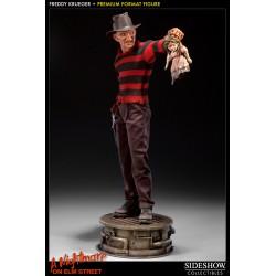 Freddy Krueger Pesadilla en Elm Street Estatua Premium Format