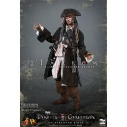 Jack Sparrow Piratas del Caribe en mareas misteriosas