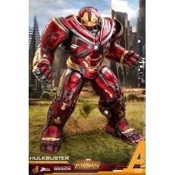 Hulkbuster Vengadores Infinity War Figura Power Pose Series