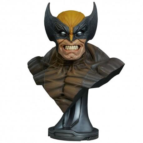 Wolverine Busto 1/1 Marvel Comics