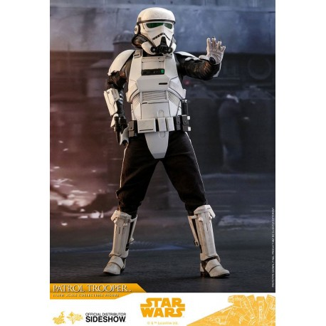 Patrol Trooper Star Wars Solo Figura