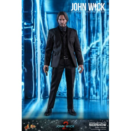 John Wick 2 Figura Movie Masterpiece