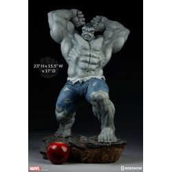 Grey Hulk Sideshow Exclusive Avengers Assemble