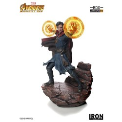 Doctor Strange Vengadores Infinity War Estatua BDS Art Scale 1/10