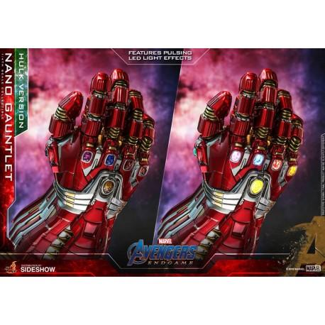 Nano Gauntlet (Hulk Version) Vengadores: Endgame réplica 1/4