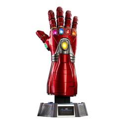 Nano Gauntlet Vengadores: Endgame réplica Life-Size Masterpiece 1/1