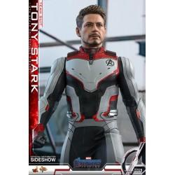 Tony Stark (Team Suit) Vengadores: Endgame Figura Movie Masterpiece 1/6