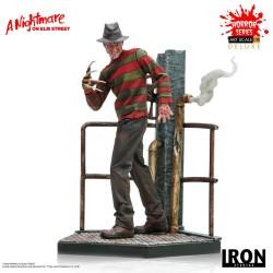 Freddy Krueger Deluxe Pesadilla en Elm Street Estatua 1/10 Art Scale
