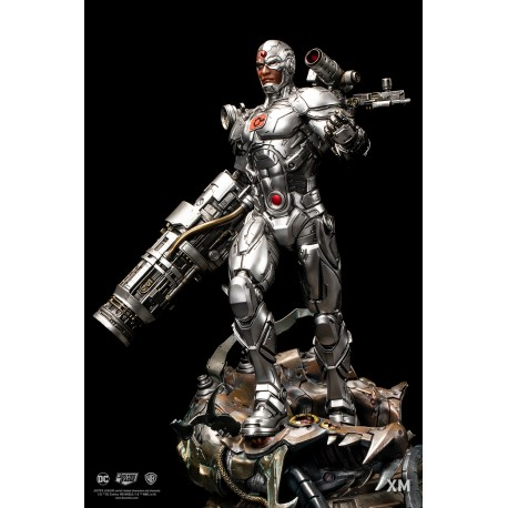 Cyborg - Rebirth