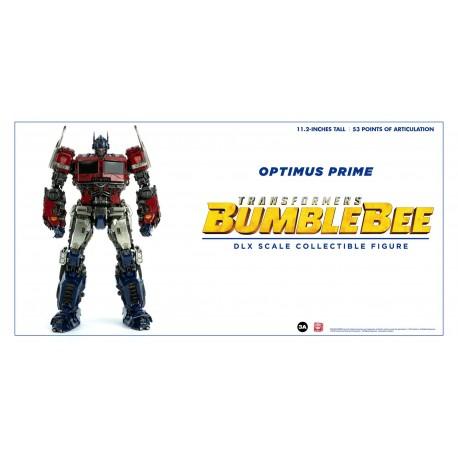 Optimus Prime Bumblebee Figura DLX Scale
