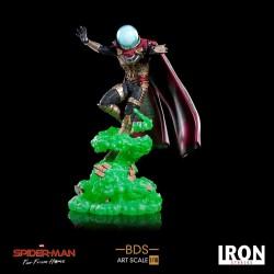 Mysterio Spider-Man: Lejos de casa Estatua BDS Art Scale Deluxe 1/10