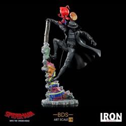 Noir & Spider-Ham Spider-Man: Un nuevo universo Estatua BDS Art Scale Deluxe 1/10