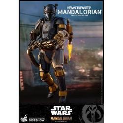 Heavy Infantry Mandalorian Star Wars The Mandalorian