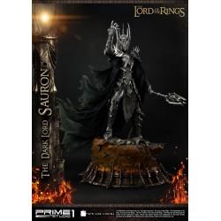 The Dark Lord Sauron El Señor de los Anillos Estatua 1/4