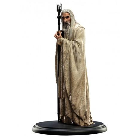 Saruman el Blanco El Señor de los Anillos