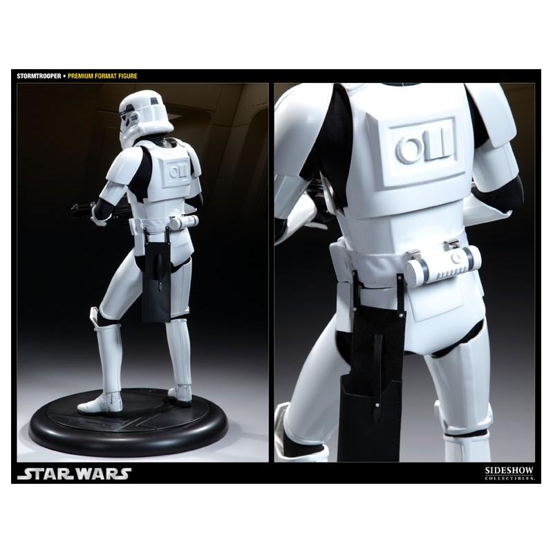 Filme & Dvds Stormtrooper Premium Format Figure By Sideshow Collectibles Aufsteller & Figuren