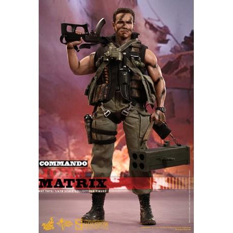 John Matrix