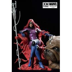 Premium Collectibles: Medusa Statue (Comics Version)