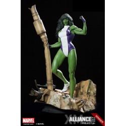 Premium Collectibles: She Hulk Statue (Comics Version)