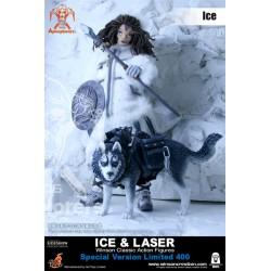 Ice & Laser