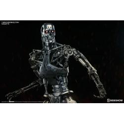 Terminator Maquette T-800 Endoskeleton